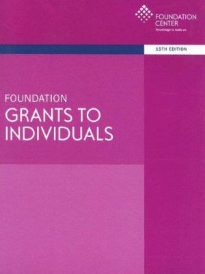 Foundation Grants to Individuals 9781595420893