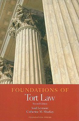 Foundations of Tort Law 9781599411965