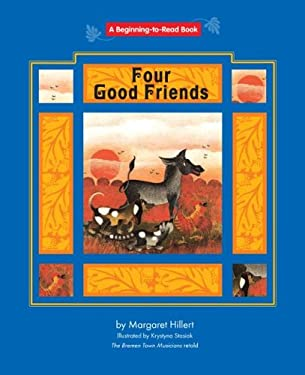 Four Good Friends 9781599530475