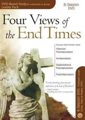 Four Views of the End Times 9781596364240