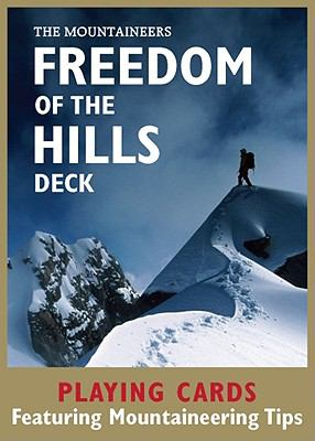 Freedom of the Hills Deck: 52 Playing Cards 9781594854095