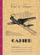 Cahier French Airplane French Journal