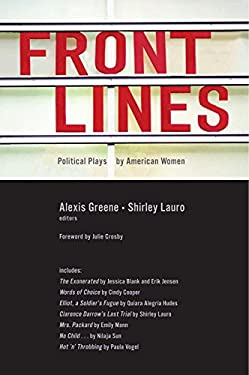 Front Lines: Political Plays by American Women 9781595584243