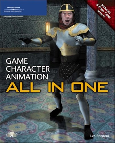 Game Character Animation All in One [With CDROM] 9781598630640