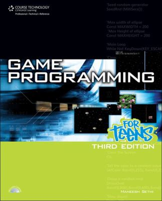 Game Programming for Teens [With CDROM] 9781598635188