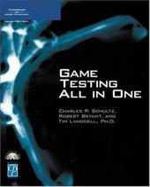 Game Testing All in One [With CDROM] 7262990