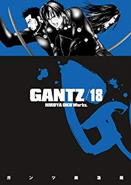 Gantz Volume 18 9781595827760