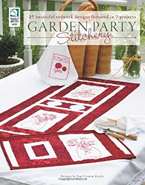Garden Party Stitchery 9781592173679