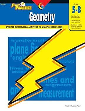 Power Practice : Geometry Grade 5-8