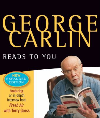 George Carlin Reads to You 9781598879247