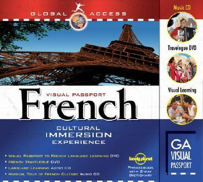 Global Access Visual Passport French 9781591257080