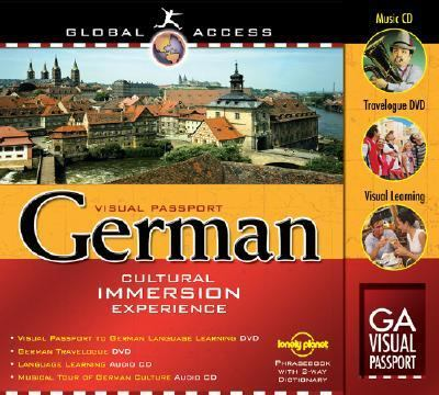 Global Access Visual Passport German 9781591257066