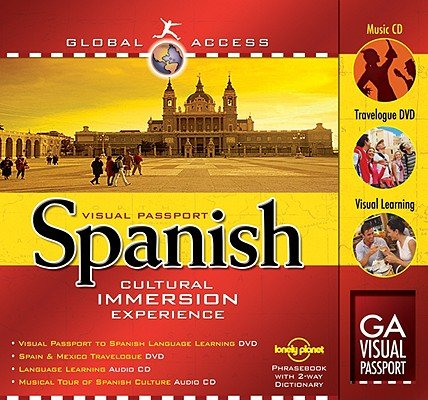 Global Access Visual Passport Spanish 9781591257059