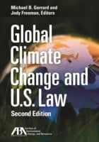 Global Climate Change and U.S. Law 9781590318164