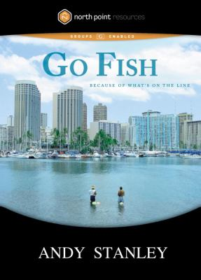 Go Fish: Because of What's on the Line 9781590525494