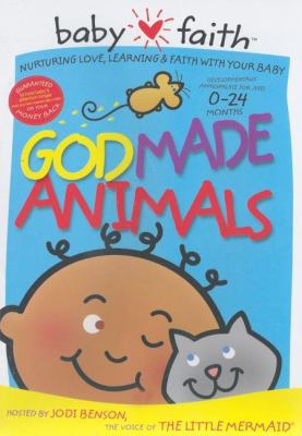 God Made Animals 9781591451792