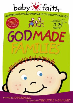 God Made Families 9781591452935
