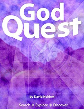 God Quest: Search, Explore, Discover: Kids on a Mission to Find God 9781593172152