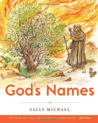 God's Names 9781596382190