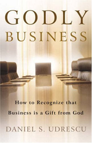 Godly Business 9781591601890
