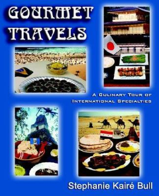 Gourmet Travels 9781595262110