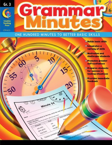 Grammar Minutes Gr. 3 9781591989684