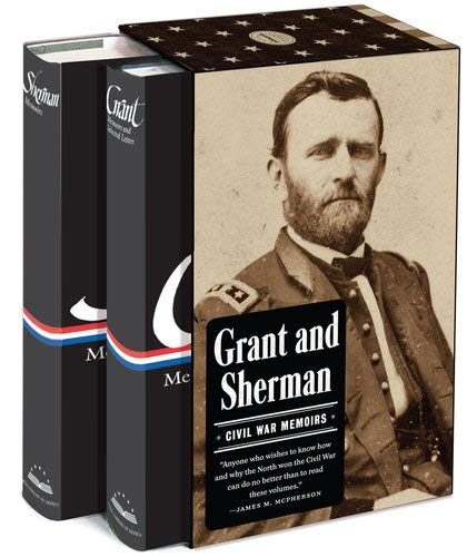 Grant and Sherman: Civil War Memoirs 9781598531053