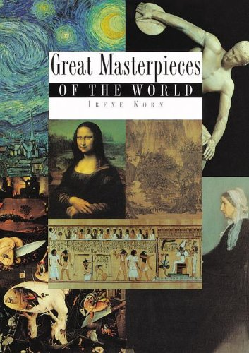 Great Masterpieces of the World 9781597641227