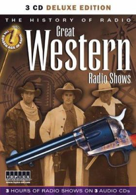 Great Western Radio Shows 9781591505488