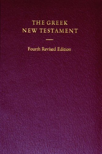 Greek New Testament-FL 9781598561715