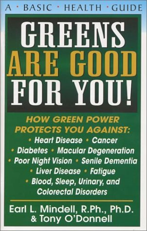 Greens Are Good for You! 9781591200369
