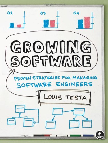 Growing Software: Proven Strategies for Managing Software Engineers 9781593271831
