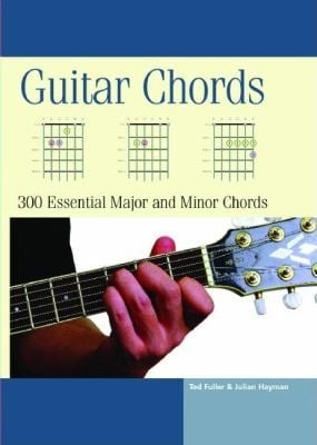 Guitar Chords: 150 Essential Major and Minor Chords 9781592238200