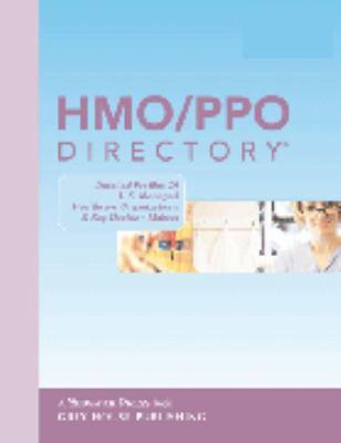 HMO/PPO Directory, 2006 9781592371006