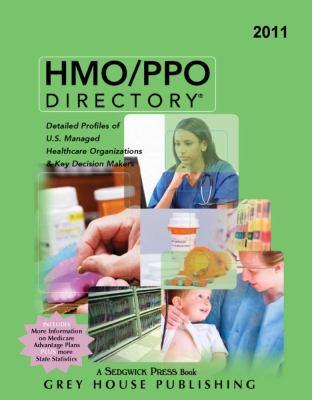 HMO/PPO Directory 2011 9781592375875