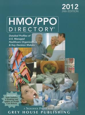 HMO/PPO Directory 2012 9781592377619