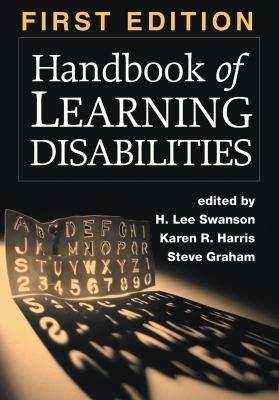Handbook of Learning Disabilities 9781593853037