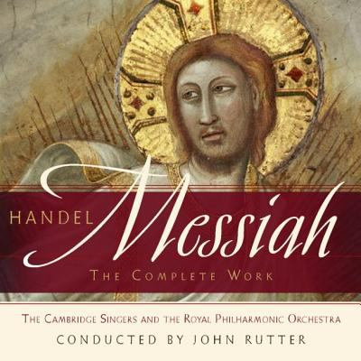 Handel Messiah: The Complete Work [With Booklet]