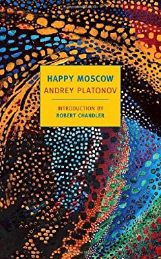 Happy Moscow 9781590175859