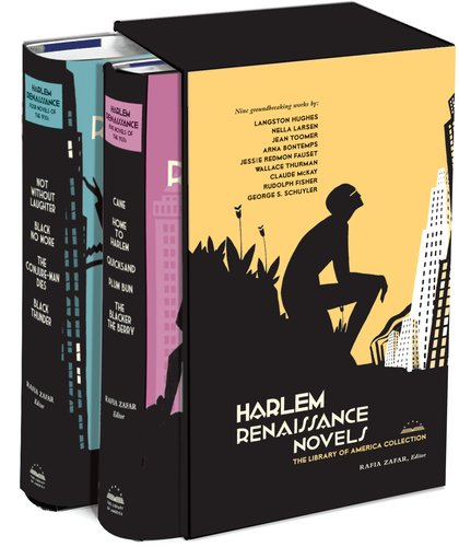 Harlem Renaissance Novels: The Library of America Collection 9781598531060