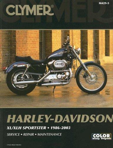 Harley-Davidson XL/XLH Sportster 1986-2003