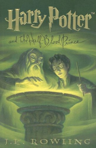 Harry Potter and the Half-Blood Prince 9781594132216
