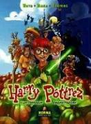 Harry Pottrez y la Parodia Encantadora 9781594972140