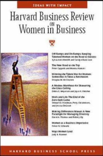 Harvard Business Review on Women in Business 9781591397175