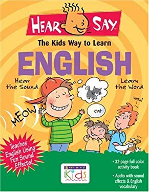 Hear-Say English [With Activity Book]