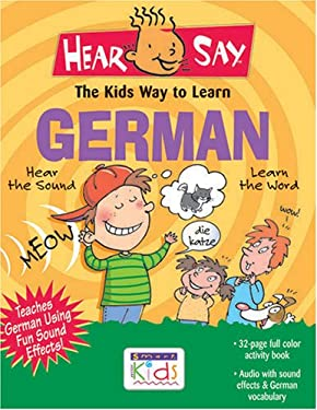 Hear-Say German [With Activity Book] 9781591253518