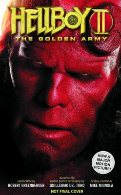 Hellboy II: The Golden Army 9781593079543