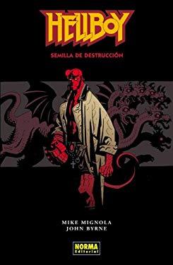 Hellboy: Semilla de Destruccion: Hellboy: Seed of Destruction 9781594970344
