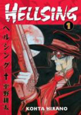 Hellsing, Volume 1 9781593070564