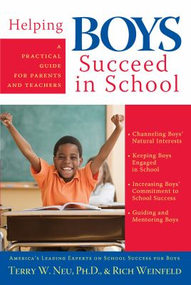Helping Boys Succeed in School 9781593631987